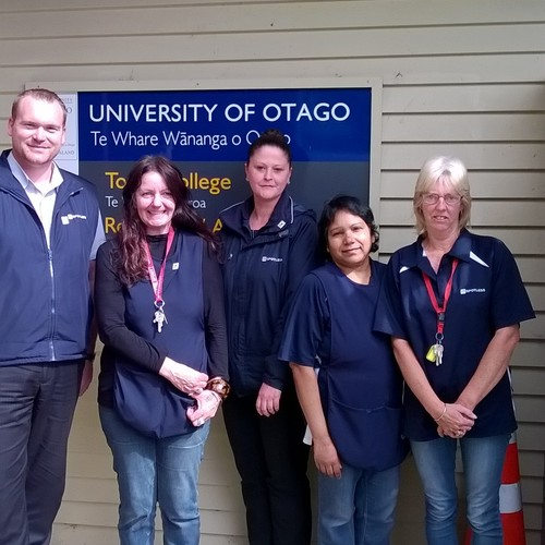 Spotless - Toroa College Celebrates Thank your cleaner day