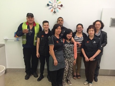 Millennium Celebrates Thank Your Cleaner Day through out New Zealand