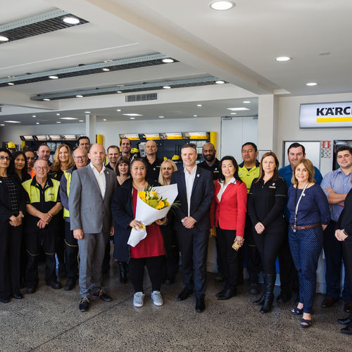 Karcher Celebrates Thank Your Cleaner Day 2018